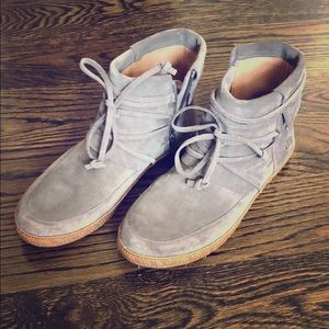 Authentic Ugg moccasins